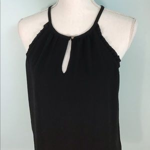 Really Pretty Black Blouse Size Small